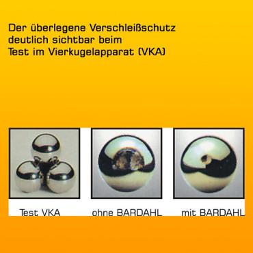 BARDAHL POLY S2 Vollsynthesefett - Doppelpack: 2 Kartusche à 400 g – Bild 2