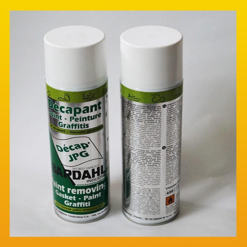 BARDAHL Decap JPG Lack- und Graffiti-Entferner - Spraydose à 500 ml