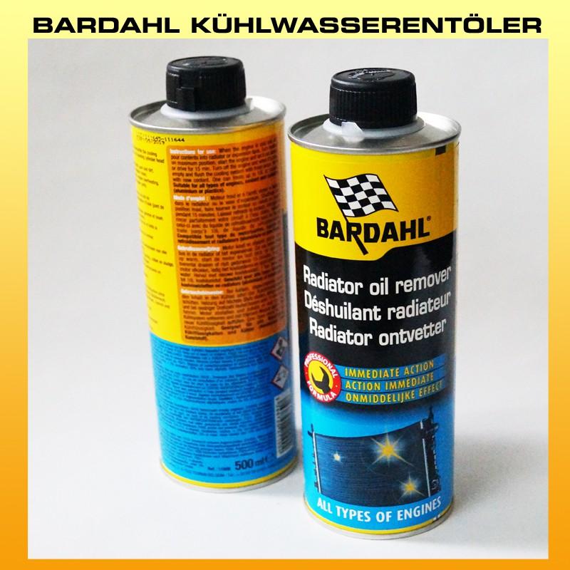 BARDAHL KÜHLWASSERÖLENTFERNER - 500 ml