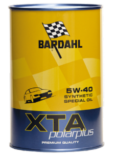 BARDAHL XTA polarplus SYNTHETIC SPECIAL Oil 5W-40 (Auto) - 1 Liter-Dose – Bild 1