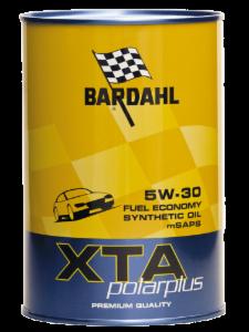 BARDAHL XTA polarplus Synthetic Special Oil 5W-30 Fuel Economie - 1 Liter-Dose