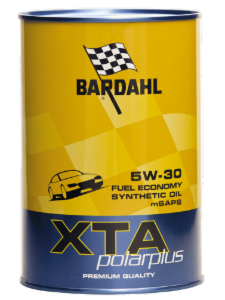 BARDAHL XTA polarplus Synthetic Special Oil 5W-30 Fuel Economie - 1 Liter-Dose