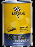 BARDAHL XTA polarplus Synthetic Special Oil 5W-30 mSAPS - 1 Liter-Dose 001