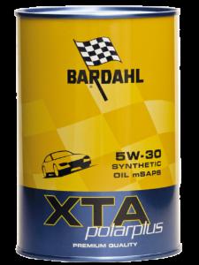 [Paket] Fünferpack: BARDAHL XTA polarplus SYNTHETIC SPECIAL Oil 5W-30 mSAPS - 5x1 Liter-Dose