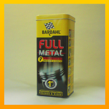 """Metalbox"" : BARDAHL ""FULL METAL"" Longlife-Ölbehandlung in der  ""Metalbox"" - 400 ml – Bild 3"