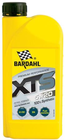 BARDAHL XTS Motor Oil 5W-20 - 1 Liter-Flasche