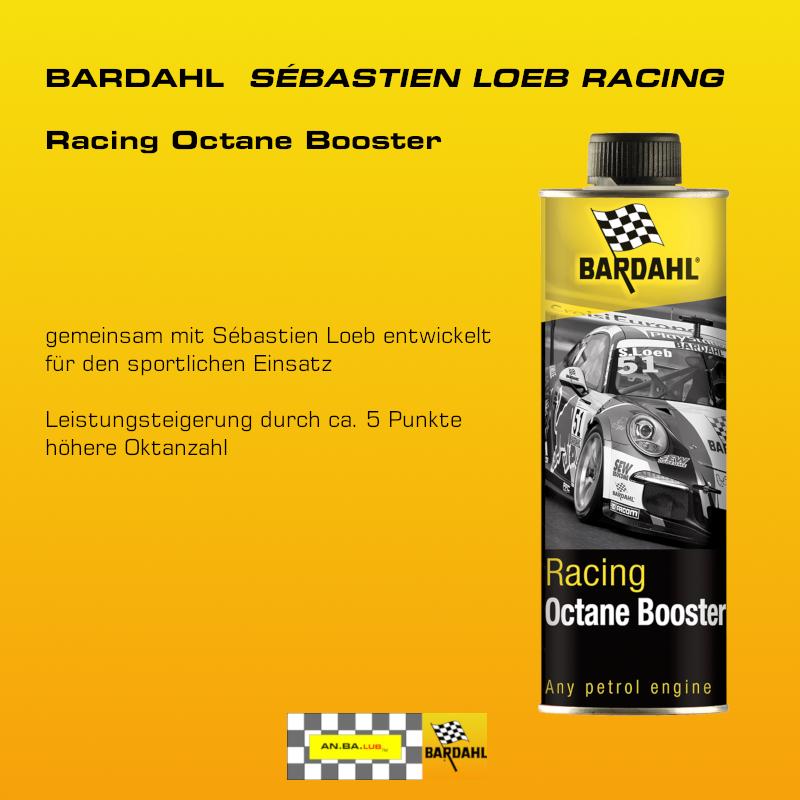 BARDAHL Sébastien Loeb Racing Octane Booster - 300 ml-Dose