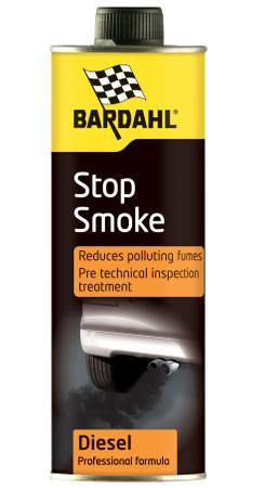 BARDAHL Stop Smoke Diesel Kraftstoffadditiv - 300 ml-Flasche