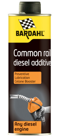 BARDAHL Common Rail Diesel Additive - 500 ml – Bild 1