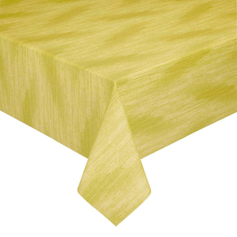 Peyer Tischdecke Montreal mit Fleckschutz, verschiedene Größen, grün