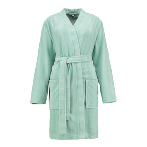 Esprit Damen Bademantel Dinah, S - XL, mint