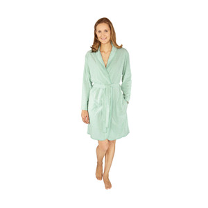 Wewo Damen Bademantel 6010, XS - XL, mint