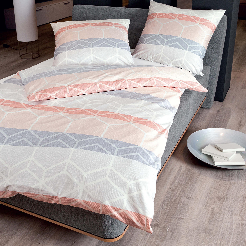 janine mako satin bettw sche moments 98017 01 silber puder. Black Bedroom Furniture Sets. Home Design Ideas