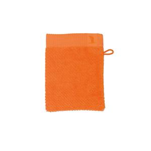 Möve New Essential Waschhandschuh Gästetuch Handtuch Duschtuch, Fb. 106 (orange) – Bild 2