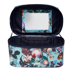 Essenza Beauty Case Kate Fleur, aqua – Bild 2