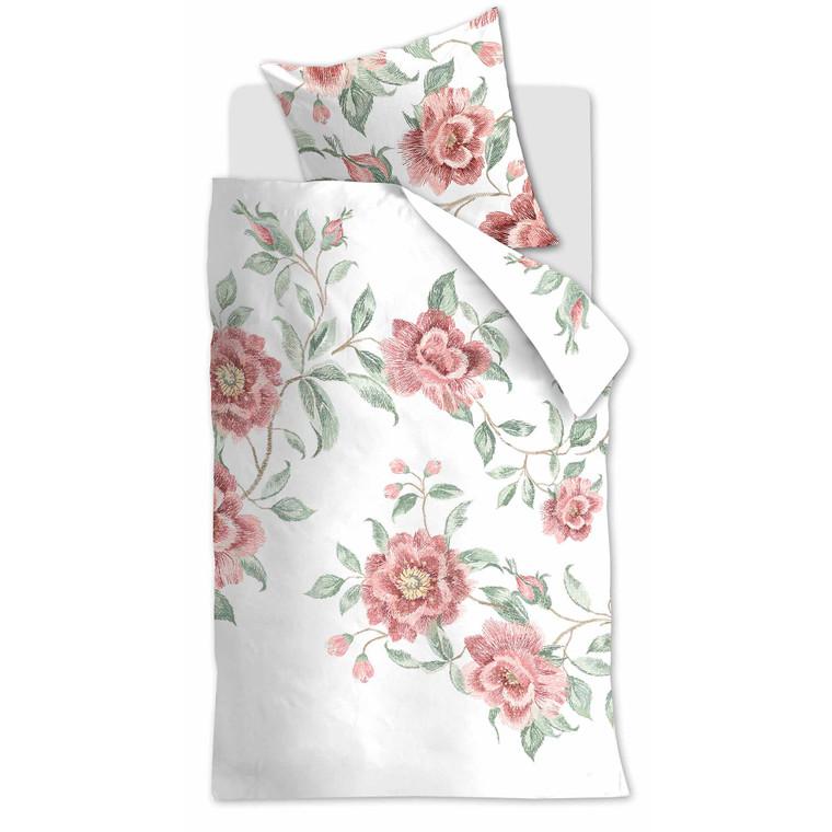 Beddinghouse Baumwoll-Bettwäsche Rosette, rosa
