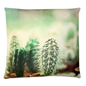 Sprügel Motiv-Kissenhülle Cactus Garden, 45 x 45 cm, Digitaldruck