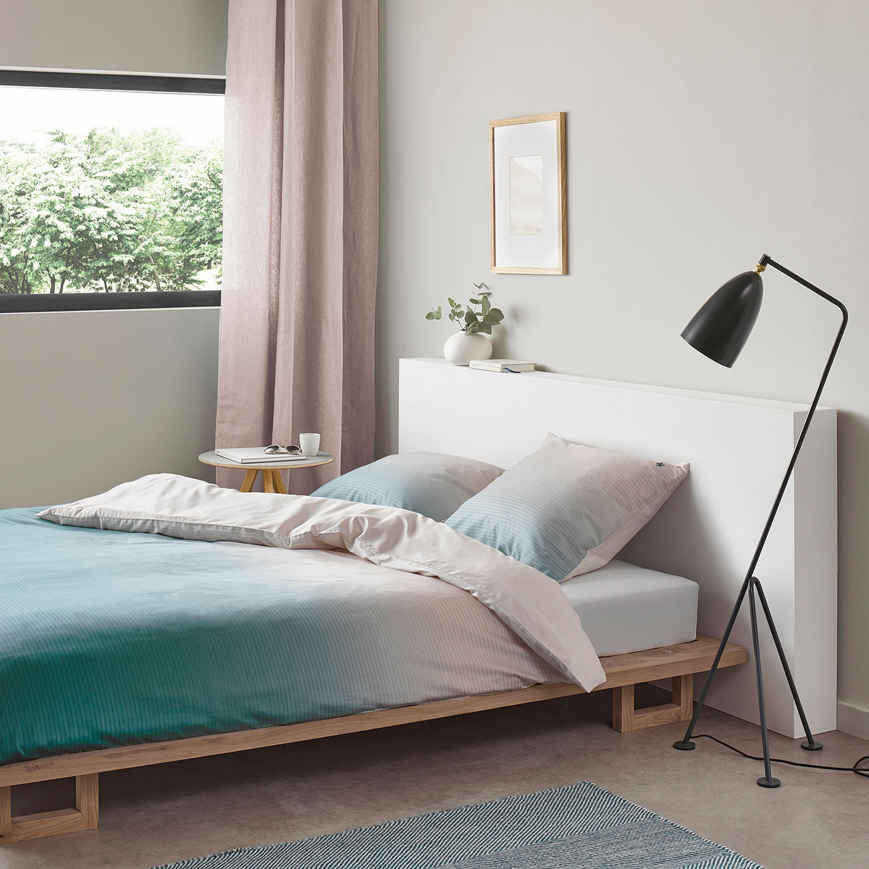 marc o polo satin bettw sche lalani aqua. Black Bedroom Furniture Sets. Home Design Ideas