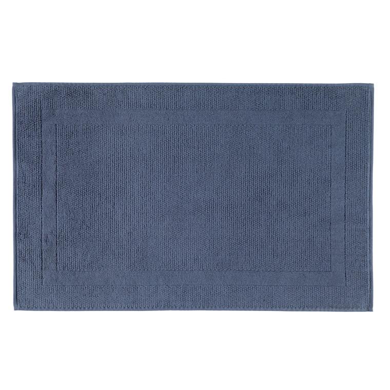 Cawö Duschmatte Modern, 50 x 80 cm, uni Fb. 111 nachtblau