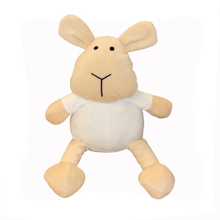 Süßes Stofftier Schaf, ca. 40 cm