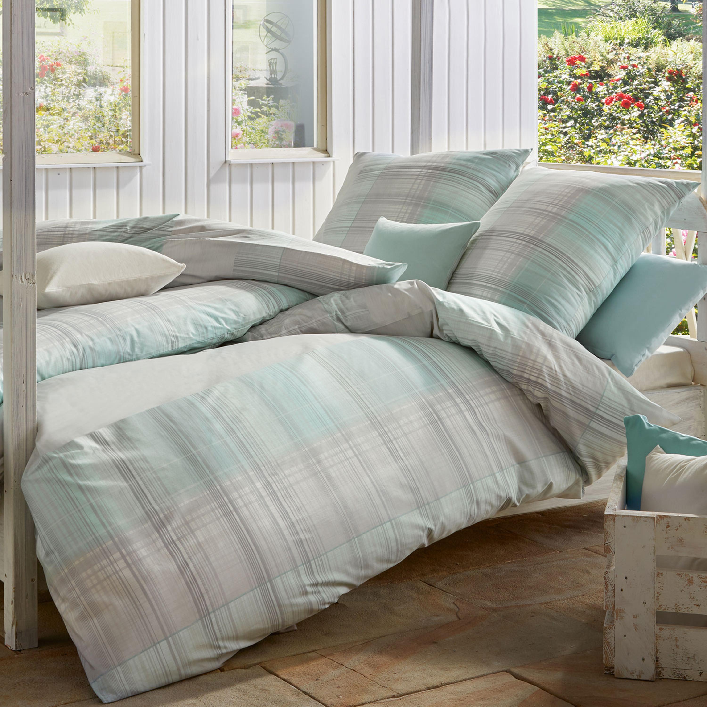 estella bettw sche aus edlem mako interlook jersey t rkis. Black Bedroom Furniture Sets. Home Design Ideas