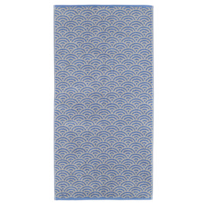 Cawö Youki Handtuch Duschtuch, Fb. 17 blau