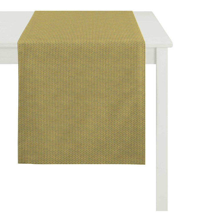 Apelt Tischläufer Mitteldecke Loft Style, Fb.50 grün