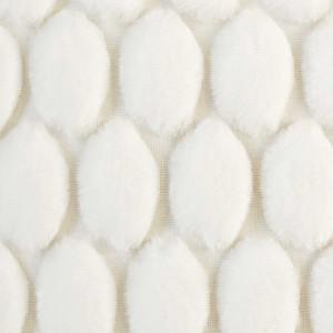 Apelt Kunstfell Kissenhülle, 46 x 46 cm, weiß – Bild 2