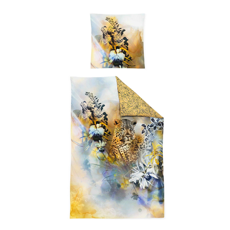 Irisette Mako Satin Bettwäsche Opal 8890 90 Multi