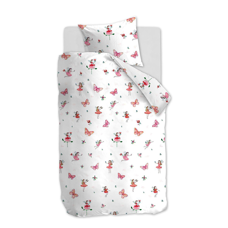 beddinghouse baby kinder bettw sche butterfly 100 baumwolle pink. Black Bedroom Furniture Sets. Home Design Ideas