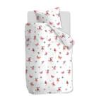 Beddinghouse Baby Kinder Bettwäsche Butterfly, 100% Baumwolle, pink 001