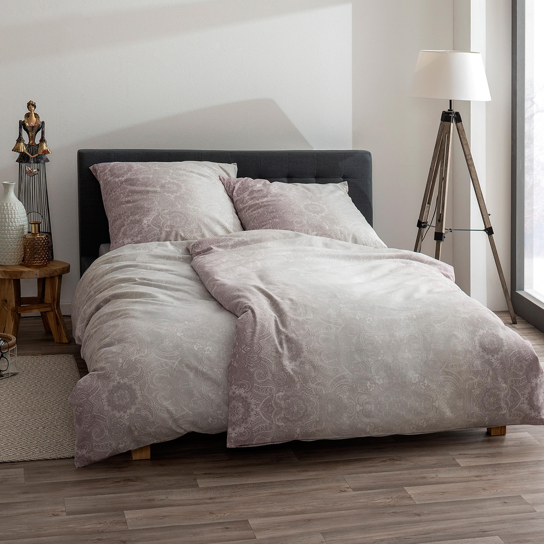 estella flanell bettw sche trentino rosenholz. Black Bedroom Furniture Sets. Home Design Ideas