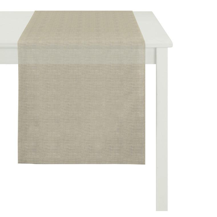 Apelt Tischläufer EASY, 48 x 145 cm, Fb. 87 taupe