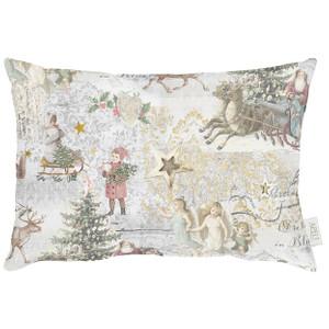 Apelt CHRISTMAS Deko--Kissen, gefüllt 35 x 50 cm, multi