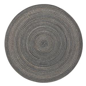 Pichler Tischset SAMBA, rund 38 cm, platin