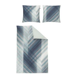 Irisette Mako-Satin Bettwäsche Juwel-K 8892-20, blau