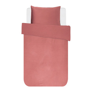 Essenza Satin Bettwäsche MINTE, dusty rose – Bild 1