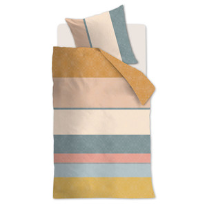 Beddinghouse Baumwoll-Bettwäsche COLORFUL SUMMER, soft pink