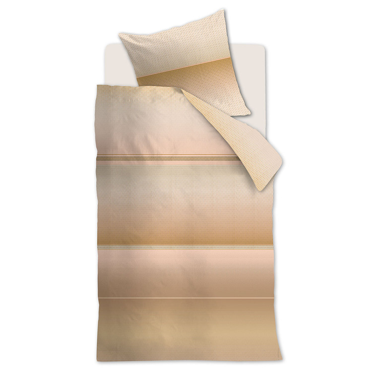 Beddinghouse Satin-Bettwäsche MARVELOUS, gold