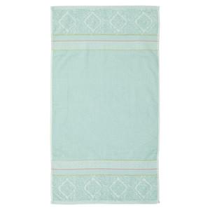 Pip SOFT ZELLIGE Waschhandschuh Gästetuch Handtuch Duschtuch, blue