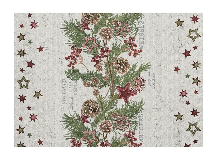 "Apelt Tischset ""Winterwelt"" 1534 FB 20, 32x45, mehrfarbig"