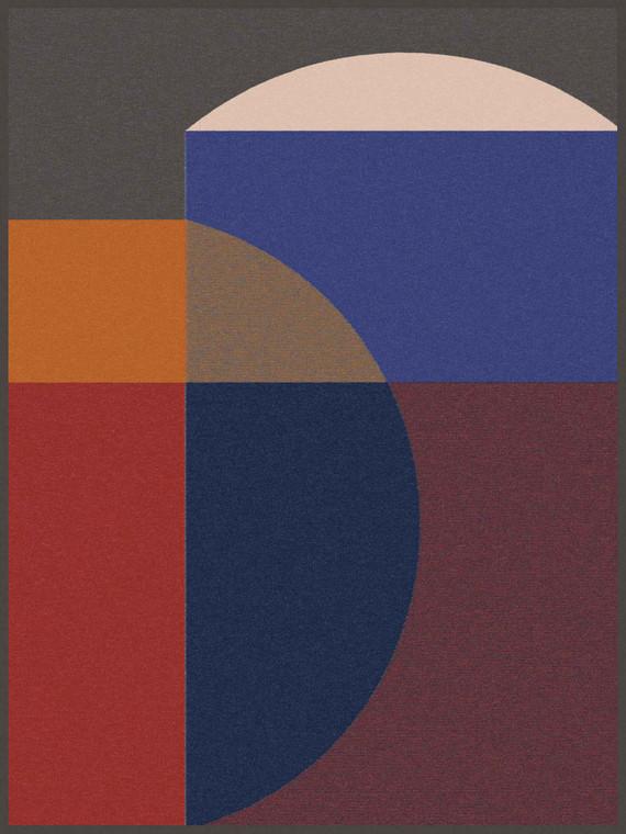 "Ibena Wohndecke ""Weimar"", 150 x 200, mehrfarbig"