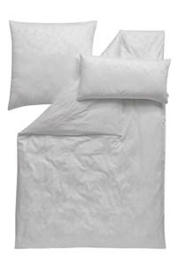 Estella Damast-Bettwäsche Carrara, weiß