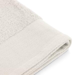"""Walra Gästehandtuch """"Soft Cotton"""", 100% Baumwolle, Kieselgrau"""