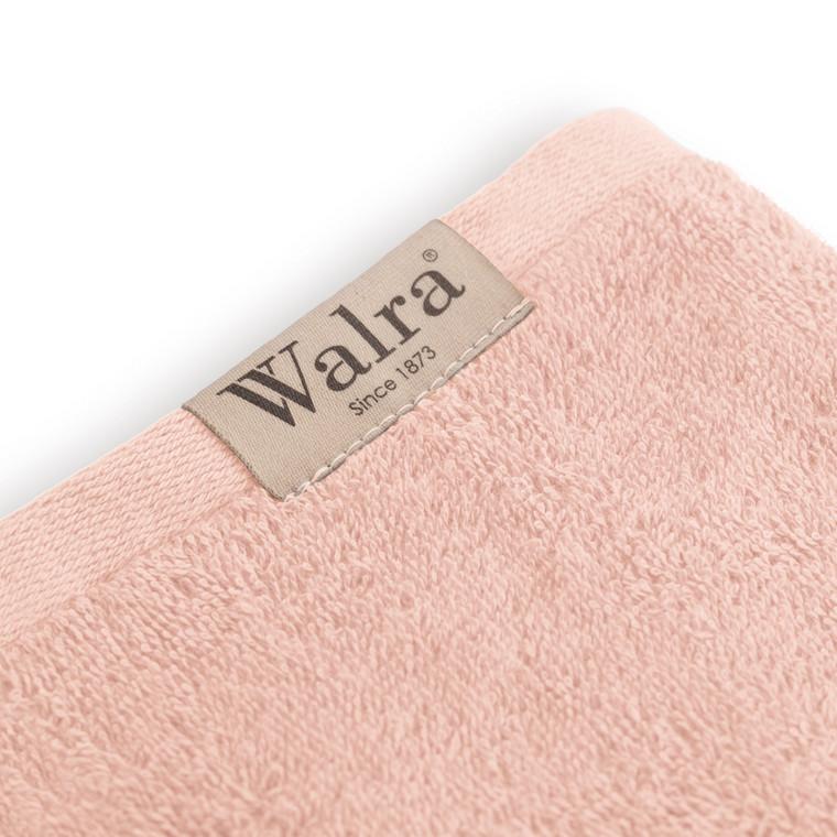 """Walra Gästehandtuch """"Soft Cotton"""", 100% Baumwolle, rosa"""