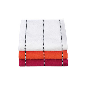 Esprit BOX STRIPES Handtuch-Serie, raspberry – Bild 3