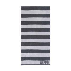 Esprit BLOCK STRIPE Handtuch-Serie, silver – Bild 2