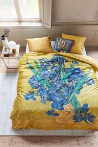 "Beddinghouse Dekokissen ""van Gogh  - Gladiolus"", 45 x 45 cm, multi – Bild 2"