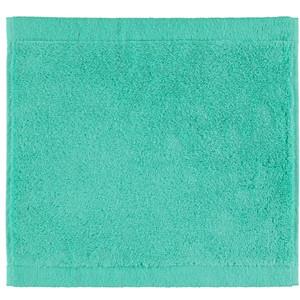 Cawö Lifestyle Waschhandschuh Gästetuch Handtuch Duschtuch, Fb.466 (peppermint) – Bild 3