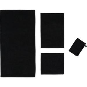 Cawö Lifestyle Waschhandschuh Gästetuch Handtuch Duschtuch, Fb.906 (schwarz) – Bild 2